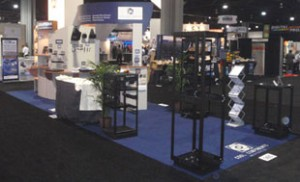 Trade Show Booth Flooring