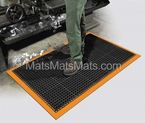 Non-Slip Anti-Fatigue Mats