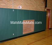 Protective Wall Padding For Gyms!