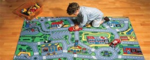 carpeted play mats for kids