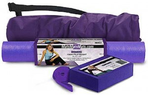 yoga kits and mats