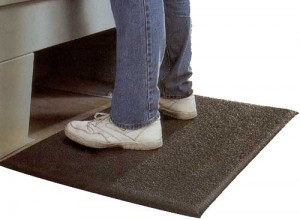 Anti Fatigue Mats Can Prevent Injury!