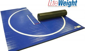 Lightweight Wrestling Mats for Home Use, Gym, Club or School