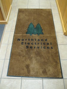 Logo Door Mats for office, retail or restaurant