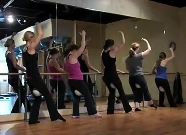 Ballet Barre Workout is a new and wonderful exercise