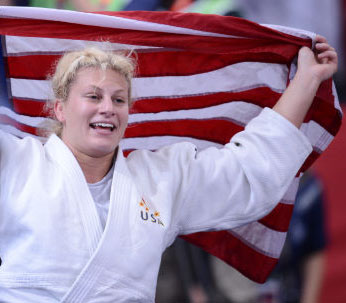First USA Gold Medal in Judo won by Kayla Harrison
