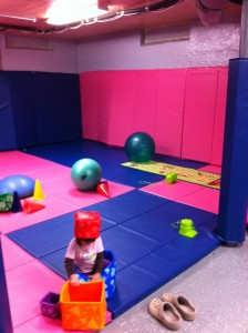 Playroom Florring Makes All The Difference!
