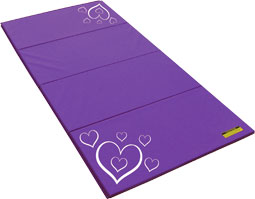 tumbling mats for home or club use