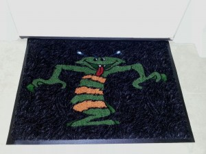 Personalized Carpet Mats make great gifts!