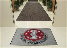 Personalized floor mats for your business