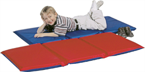 Folding Rest Mat is commonly used as a nap mat