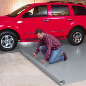 Rolled Rubber Flooring Has Many Uses!