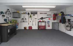 Interlocking Foam Tiles Ideal For Garage!