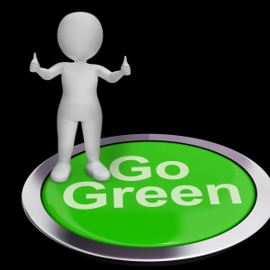 Go Green Products Make A Difference!