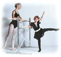 Ballet Barre Or A Gym? Many Are Saying Ballet Barre!