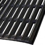 Superb Drainage Mat For Wet, Oily Areas.!