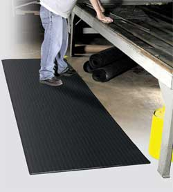 Soft Rubber Flooring May Be A Better Solution For The Home!
